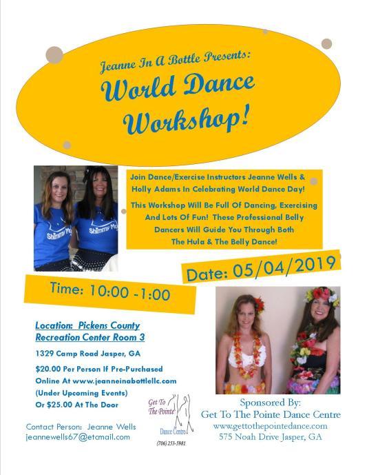 World Dance Workshop